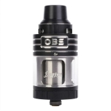OBS Engine Clearomizer - RTA 5,2 ml - 25 mm Ø - schwarz