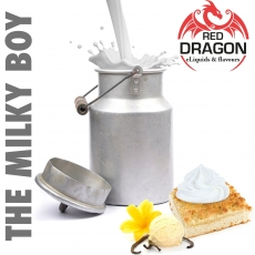 Riccardo e-Liquid The Milky Boy by Red Dragon - 10 ml - 5mg/ml