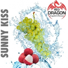 Riccardo e-Liquid Sunny Kiss by Red Dragon - 10 ml - 0mg/ml