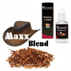 Riccardo e-Liquid Maxx Blend (USA) - 10ml - 0mg/ml