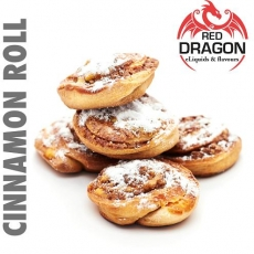 Riccardo e-Liquid Cinnamon Roll by Red Dragon - 10 ml - 0mg/ml