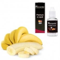 Riccardo e-Liquid Banane - 10ml - 10mg/ml