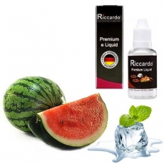 Riccardo e-Liquid Wassermelone Fresh - 10ml - 0mg/ml