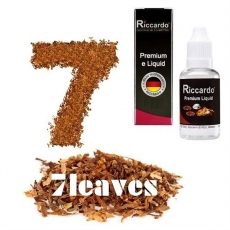 Riccardo e-Liquid 7leaves - 10ml - 0mg/ml