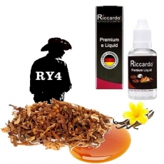 Riccardo e-Liquid RY4 - 10ml - 0mg/ml