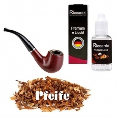Riccardo e-Liquid Pfeife - 10ml - 5mg/ml