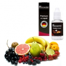 Riccardo e-Liquid Frucht Mix - tropic - 10ml - 10mg/ml