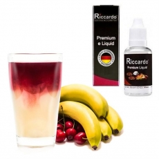 Riccardo e-Liquid KiBa - 10ml - 5mg/ml