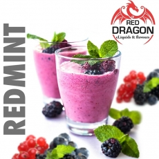 Riccardo e-Liquid The Redmint by Red Dragon - 10 ml - 5mg/ml