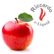 Riccardo e-Liquid roter Apfel - 10ml - 5mg/ml