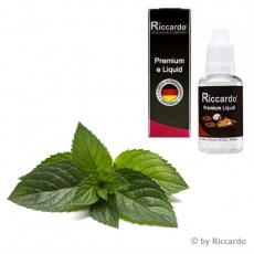 Riccardo e-Liquid Menthol - 10ml - 0mg/ml