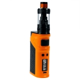 Uwell Ironfist Kit - 200 Watt Box Mod - 5,0 ml Crown 3 Tank - orange