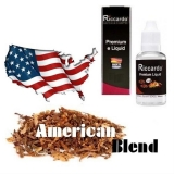Riccardo e-Liquid American Blend (USA) - 10ml - 0mg/ml