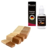 Riccardo e-Liquid Nougat - 10ml - 10mg/ml