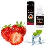 Riccardo e-Liquid Erdbeer Fresh - 10ml - 0mg/ml