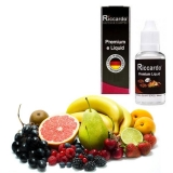 Riccardo e-Liquid Frucht Mix - tropic - 10ml - 0mg/ml