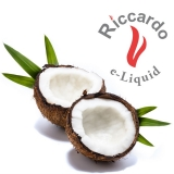 Riccardo e-Liquid Cocos - 10ml - 0mg/ml