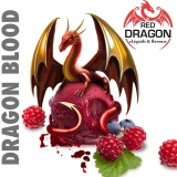 Riccardo e-Liquid Dragon Blood by Red Dragon - 10 ml - 5mg/ml