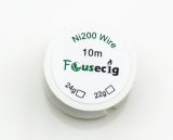 Focusecig Ni200 Draht - 0,5 mm Ø - 24ga - 10m Rolle
