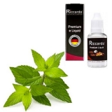 Riccardo e-Liquid Pfefferminz - 10ml - 10mg/ml