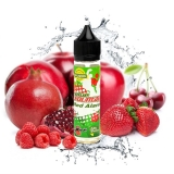 E-Liquid Big Mouth - Blue Fountain Red Alarm - 50 ml + 20 ml Booster